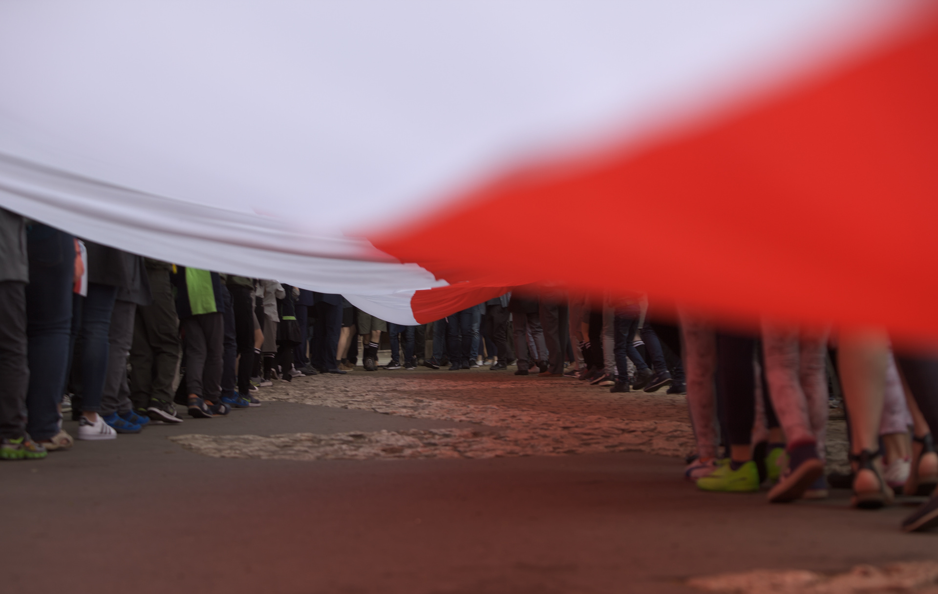 biało-czerwona fot. M. Kaproń