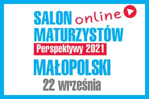 Salon Maturzystów Perspektywy Małopolska 2021
